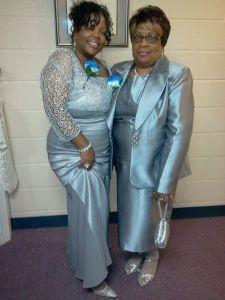Karen and Aunty