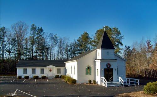 St. Luke Baptist Church, Ruther Glen, Virginia